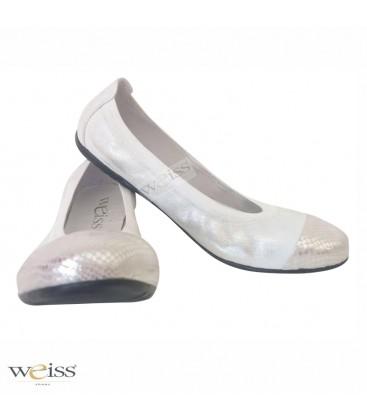 Kožené baleríny - WBR-606-S