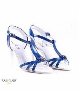 Letní pásková obuv