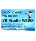 Weiss VR Studio: Duo Card