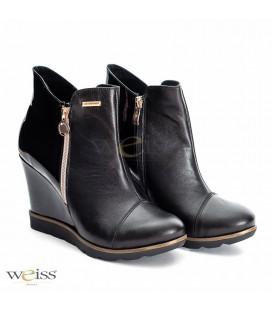 Zimní obuv - WK-389-BL