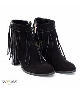 Zimní obuv - WK-457-BL