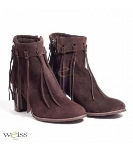 Zimní obuv - WK-457-BR