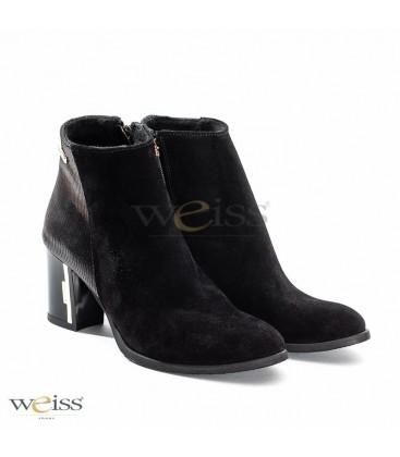 Zimní obuv - WK-473-BL