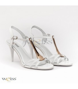 Letní páskové boty - WP-258-W